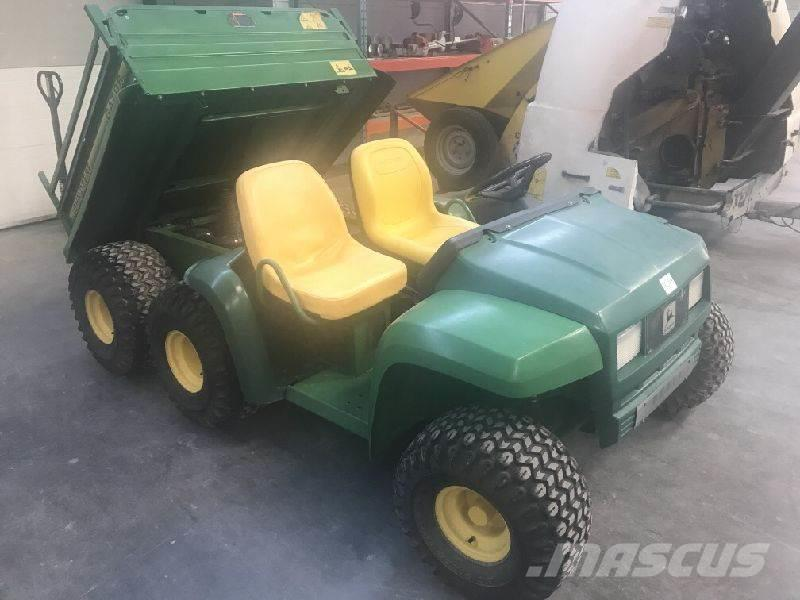 john deere gator 6x4 preis baujahr 1998. Black Bedroom Furniture Sets. Home Design Ideas