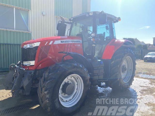 Massey Ferguson 7726 DYNA VT