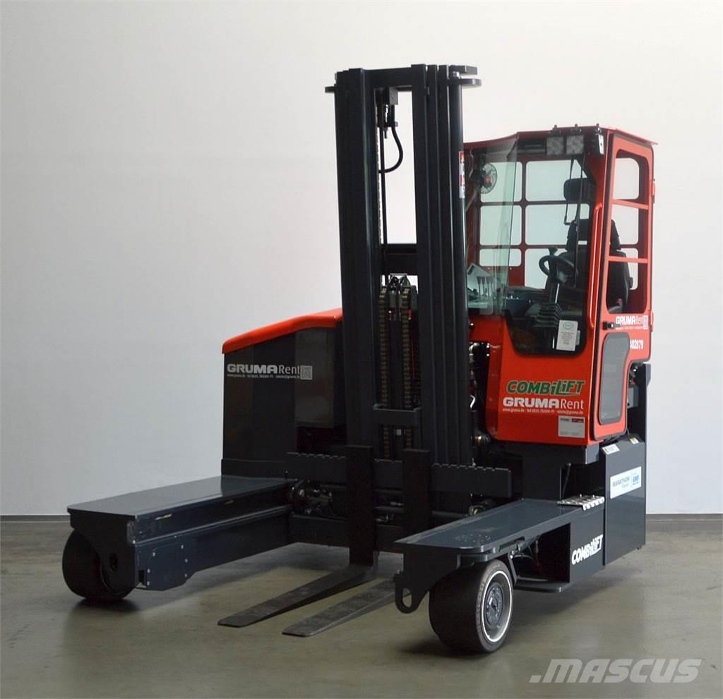 Atemberaubend Combilift C 4000 E, Germany, $87,076, 2018- 4-way reach truck for &JC_74