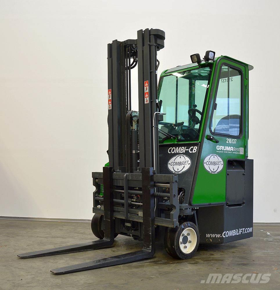combilift cb3000 4 way reach truck price 40 397 year of manufacture 2016 mascus uk. Black Bedroom Furniture Sets. Home Design Ideas