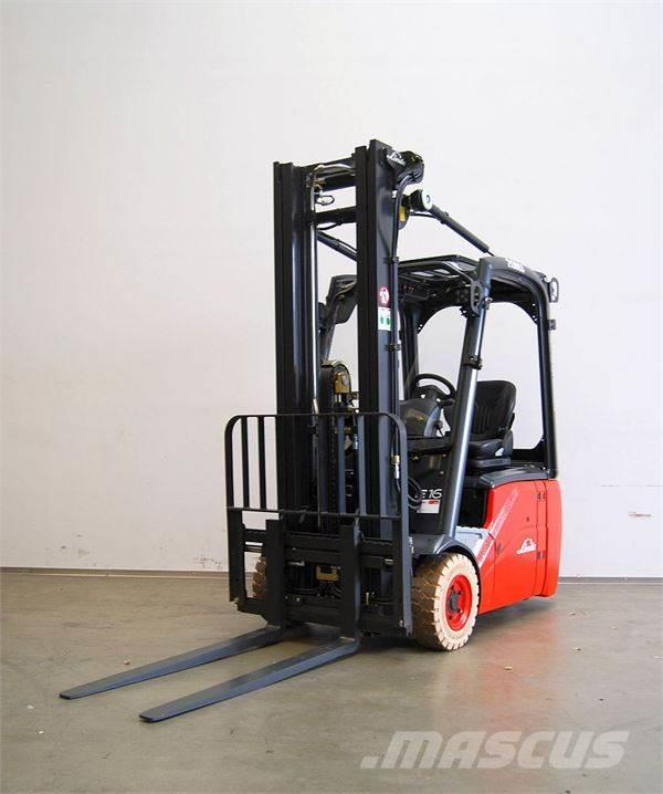 used linde e 16 c 386 electric forklift trucks year 2013 price 19 304 for sale mascus usa. Black Bedroom Furniture Sets. Home Design Ideas