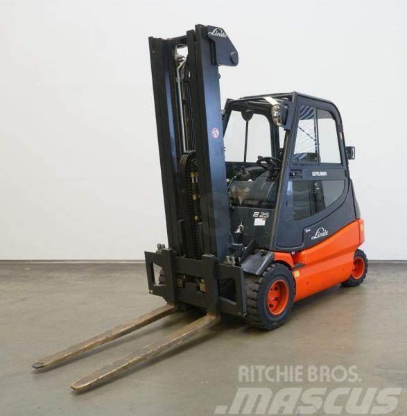 Linde E 25 EX-S/336-31