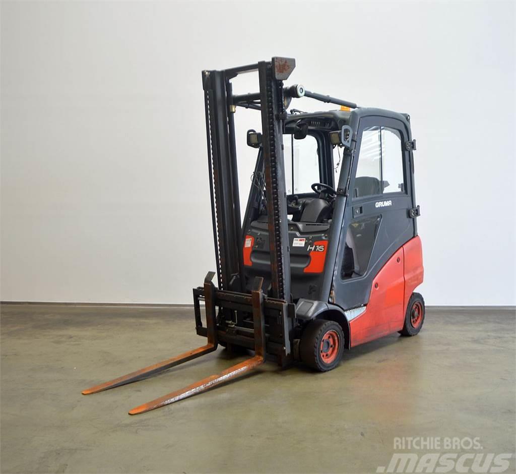 Linde H 16 T/391