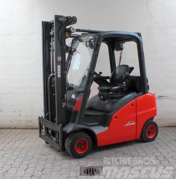 Linde H 20 T/391