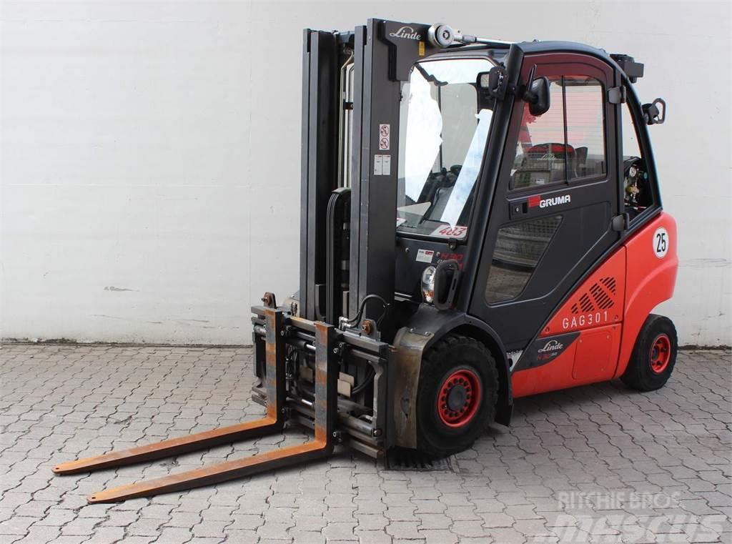 Linde H 30 CNG/393