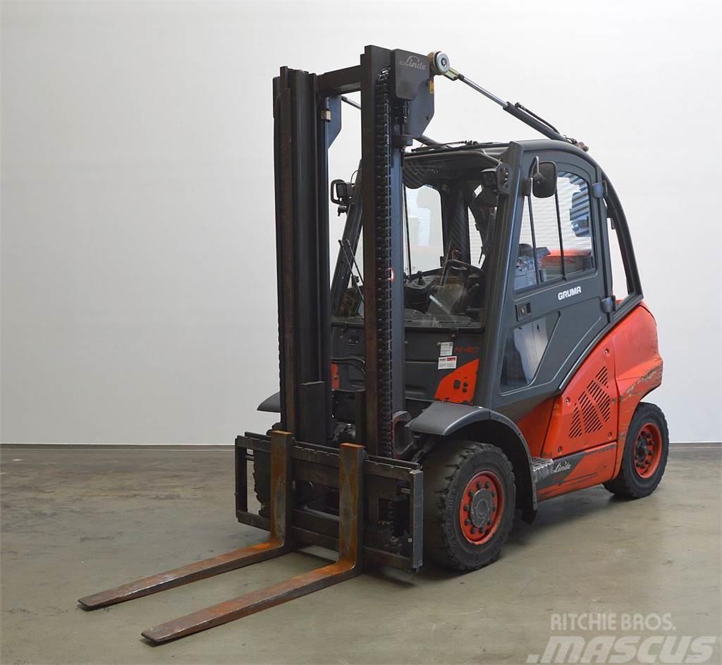 Linde H 40 T/394