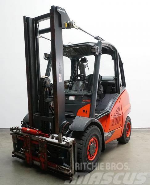 Linde H 45 T/394-02 EVO