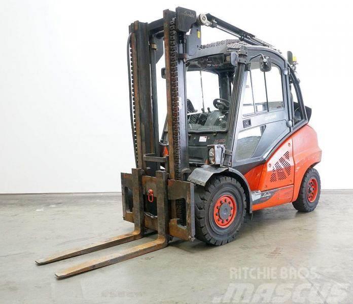Linde H 50 CNG/600/394-02 EVO