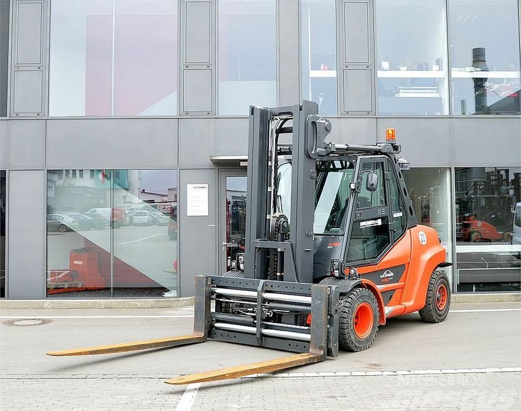 Linde H 80 D/900/396-03 EVO