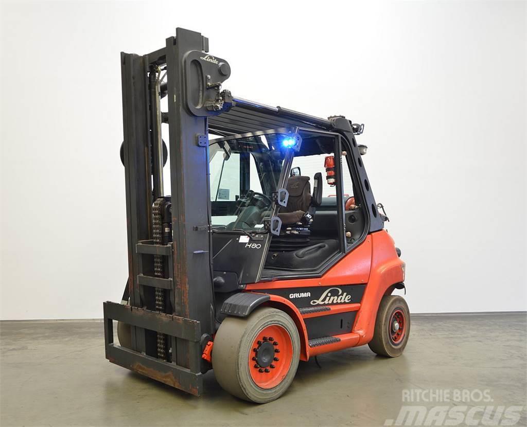 Linde H 80 T/396