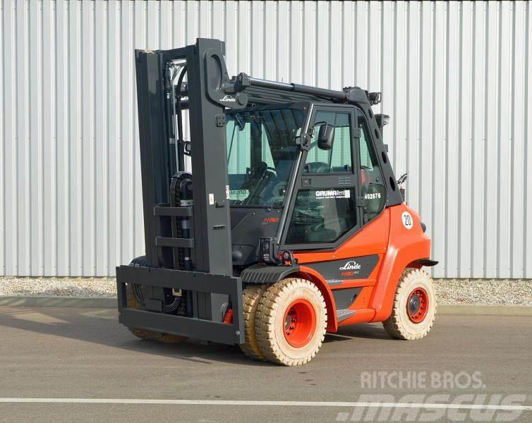 Linde H 80 T/600/396-03 EVO