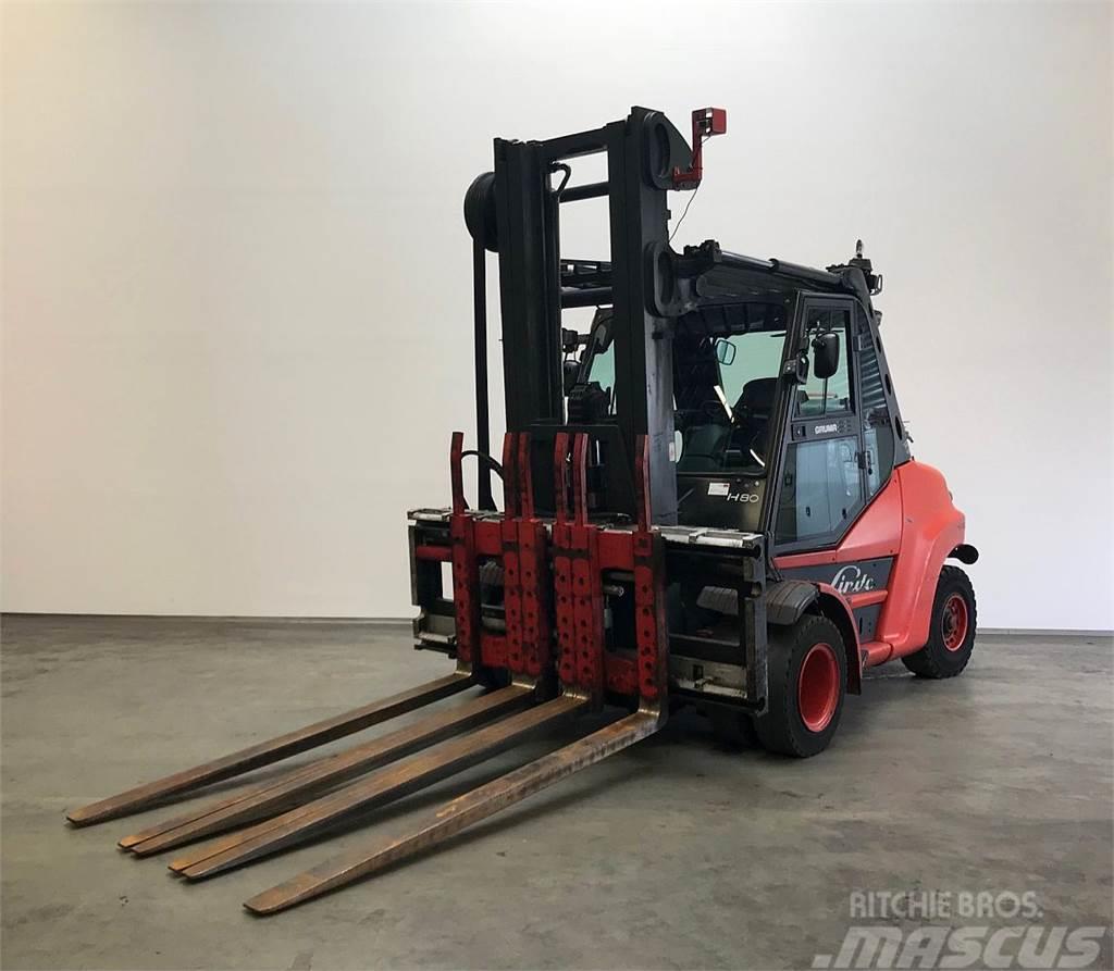 Linde H 80 T/900/396