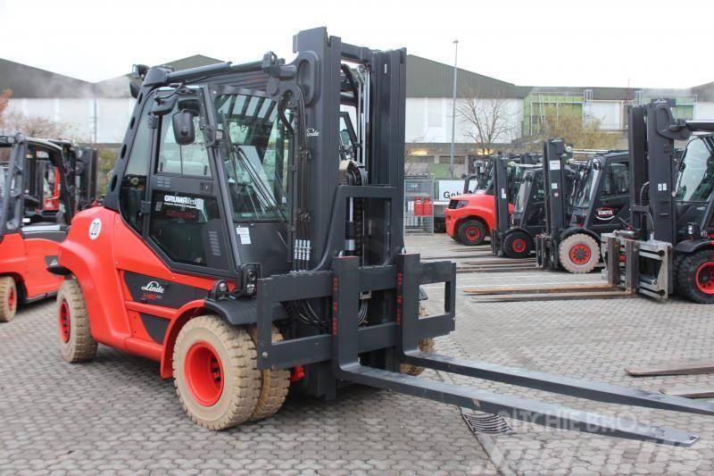 Linde H 80 T/900/396-03