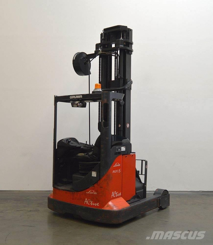 Linde R 20 S/115-12 Chassis 1600 mm