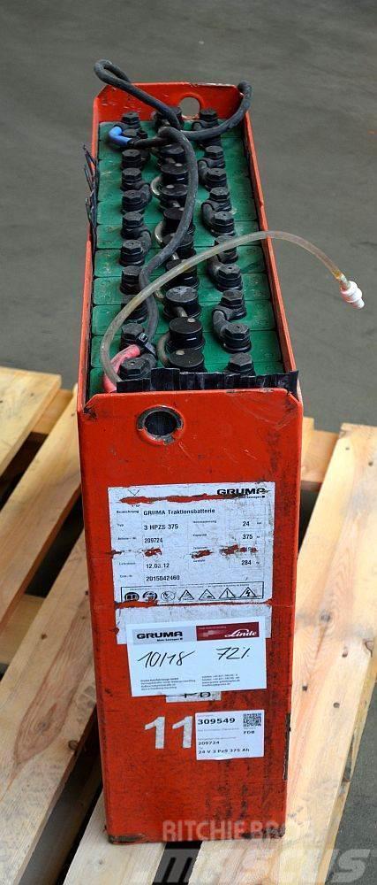 [Other] Gruma 24 V 3 PzS 375 Ah