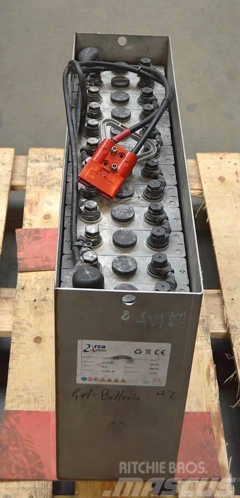 RCA tech 24 V 3 PzV 225 Ah