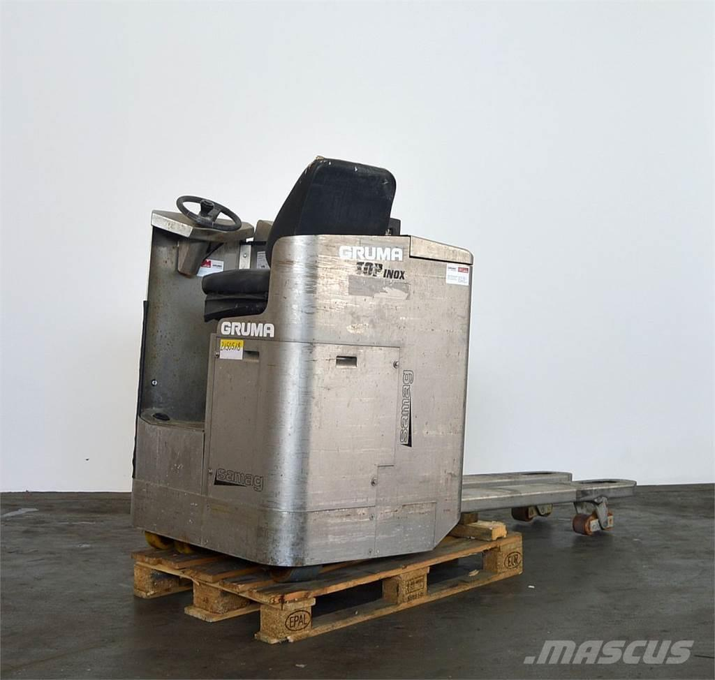 Used Samag Top 220 INOX medium lift order picker Year ...
