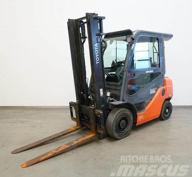 Toyota 8FGF25F