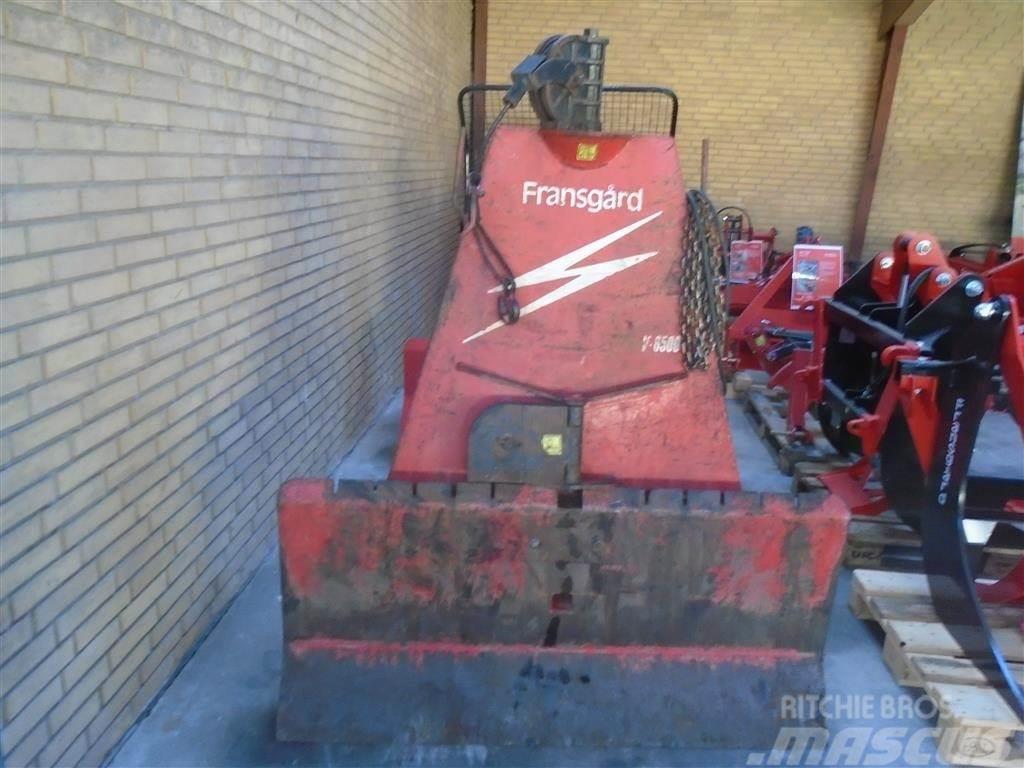Fransgård V6500 med Radiostyring