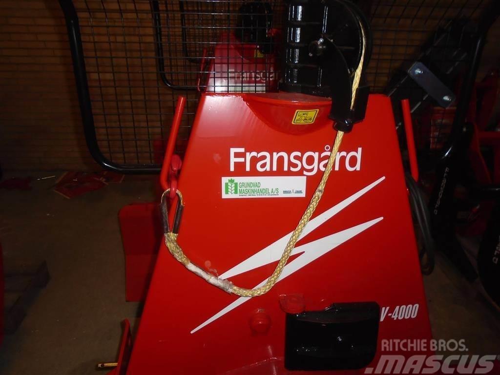 Fransgård V-4000 M/ Radiostyring SPAR 15000,-