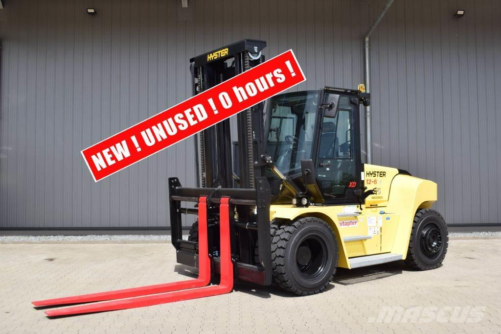 Hyster H 12.00 XD 6