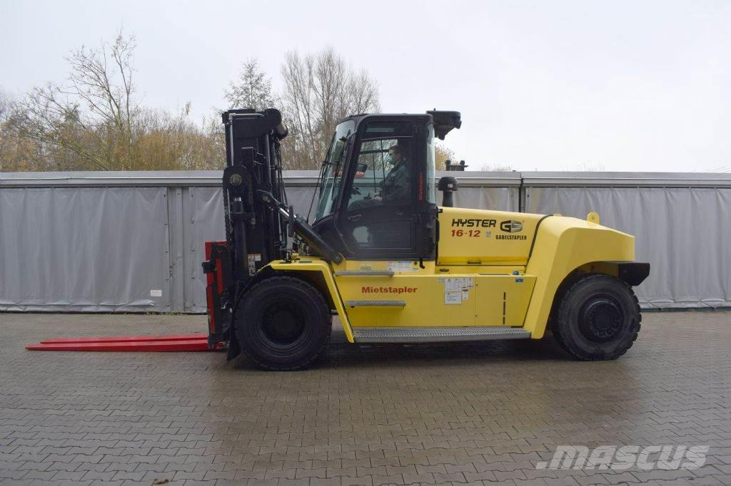 Hyster H 16.00 XM12