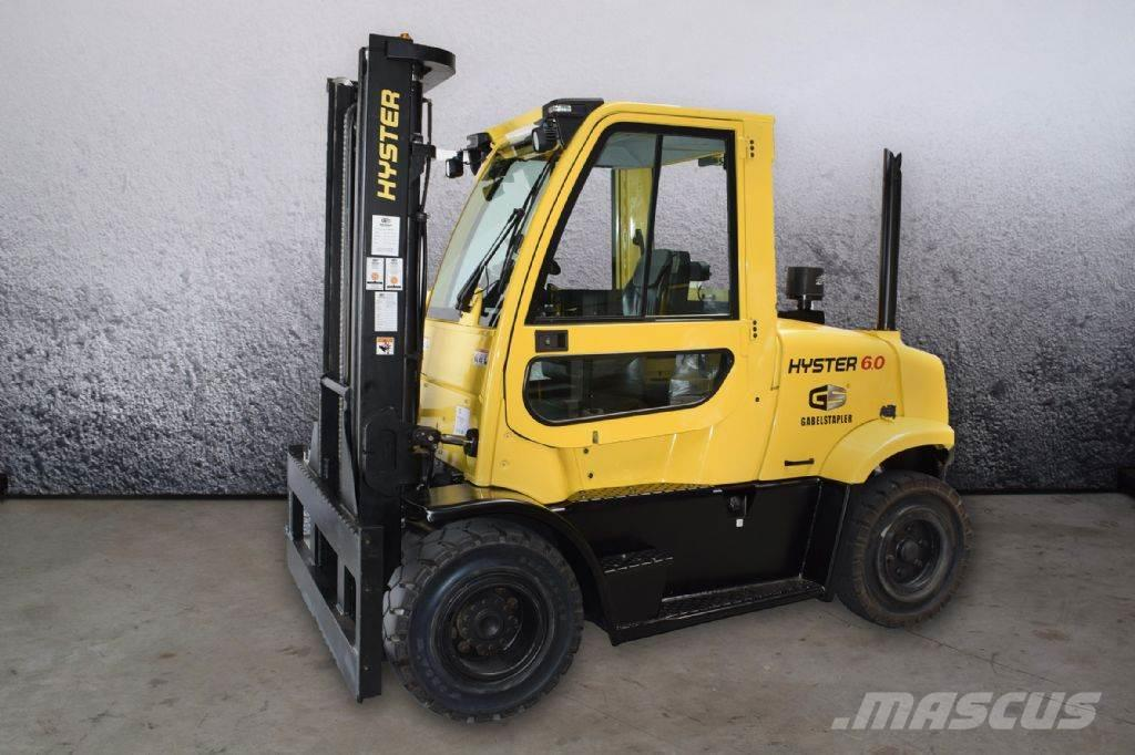 Hyster H 6.00 FT D