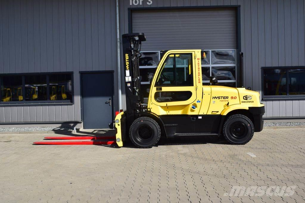 Hyster H 9.00 FT D