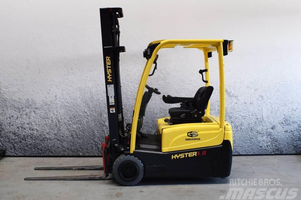 Hyster J 1.80 XNT MWB