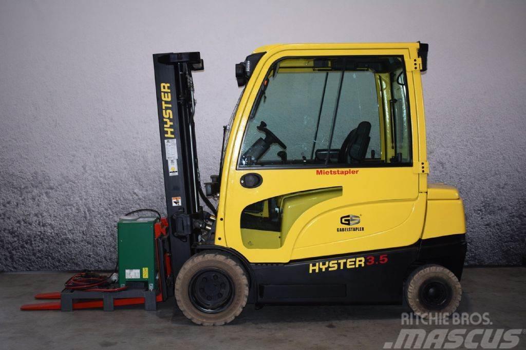 Hyster J 3.50 XN