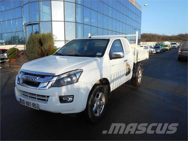 isuzu d max occasion limay ann e d 39 immatriculation 2014 utilitaire benne isuzu d max. Black Bedroom Furniture Sets. Home Design Ideas