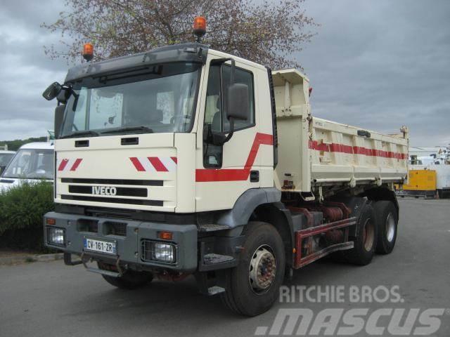 Iveco Eurotrakker 340E35