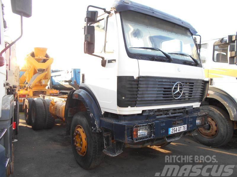 Mercedes-Benz 2631