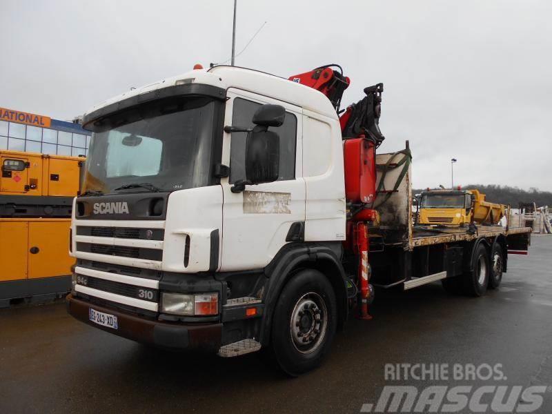 Scania G 94G310