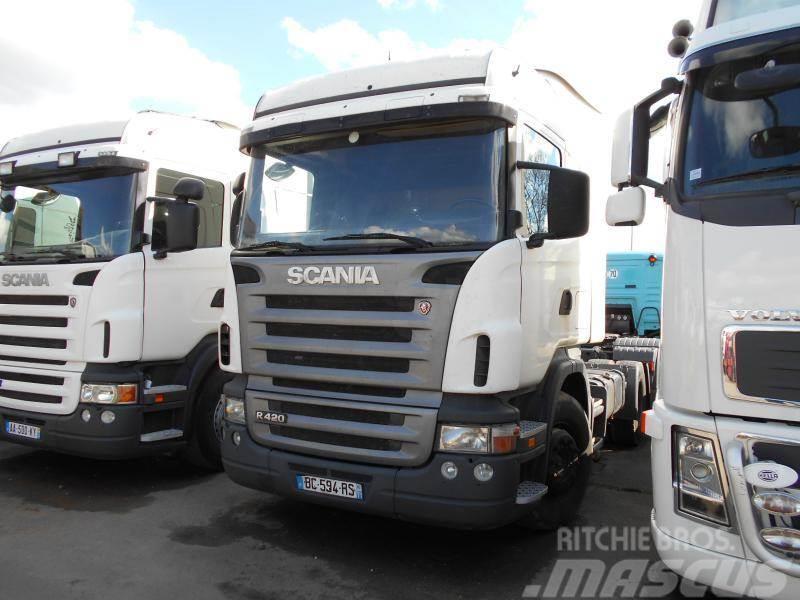 Scania R R 420