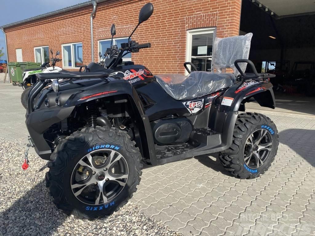 SMC J-Max 850L T3 med traktorplader