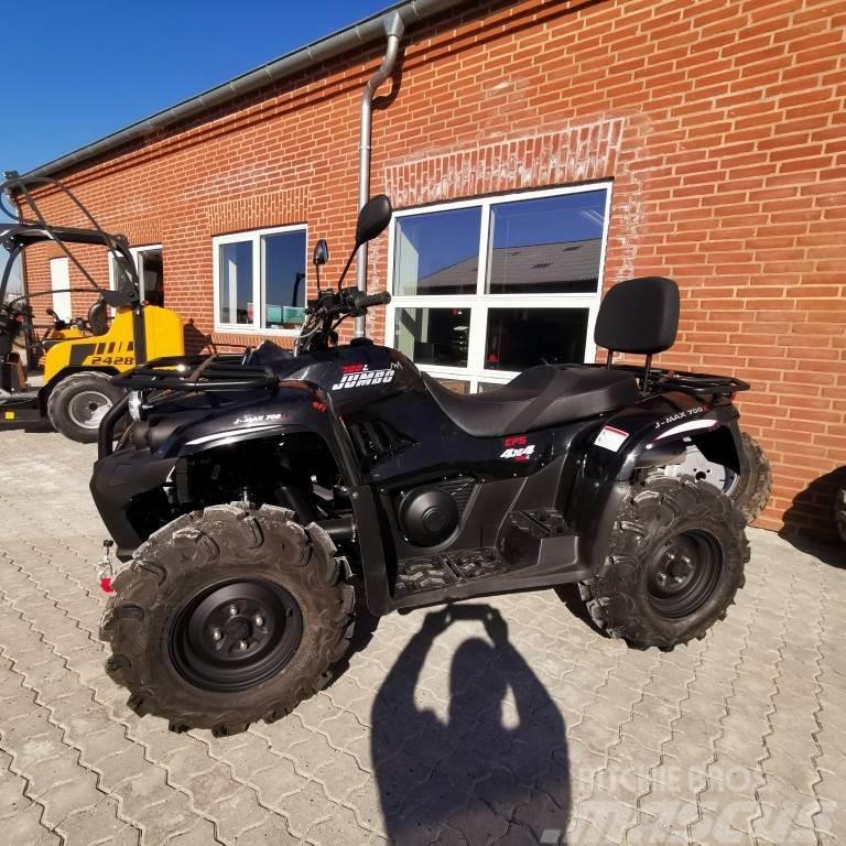 SMC J MAX 700 4x4 Lang 4x4 T3 traktor
