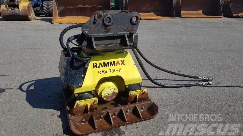 Ammann RAV 750- P Bagger