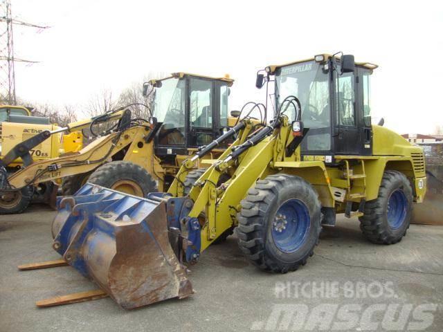 Caterpillar IT14G SW Schaufel/Gabel CAT Motor Zentralschmieran