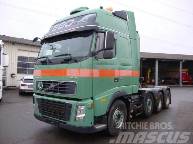 Volvo FH 16 580 8x4 Retarder StandAC Hydraulik 120 tonne