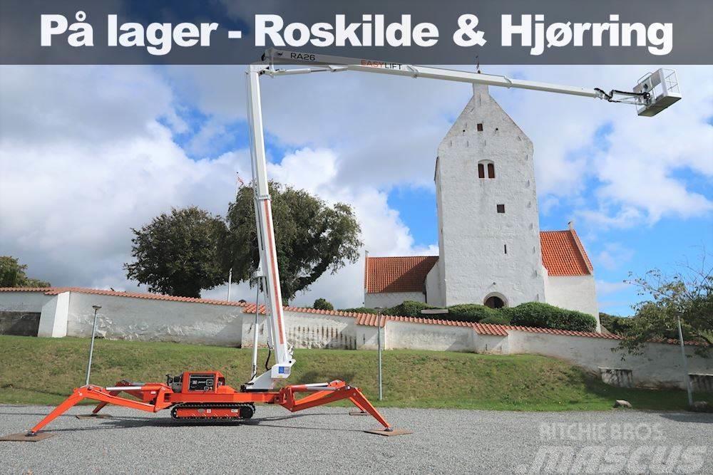 EasyLift RA26 - leasing fra 6700kr+m