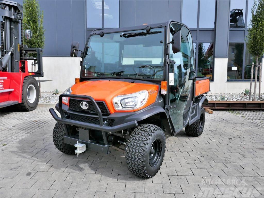 Kubota RTVX900NTWEO-H-MC 4WD-Mehrzweck-Transportfahrzeug