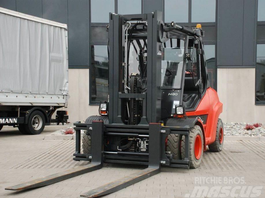 Linde H80T-02/ 900