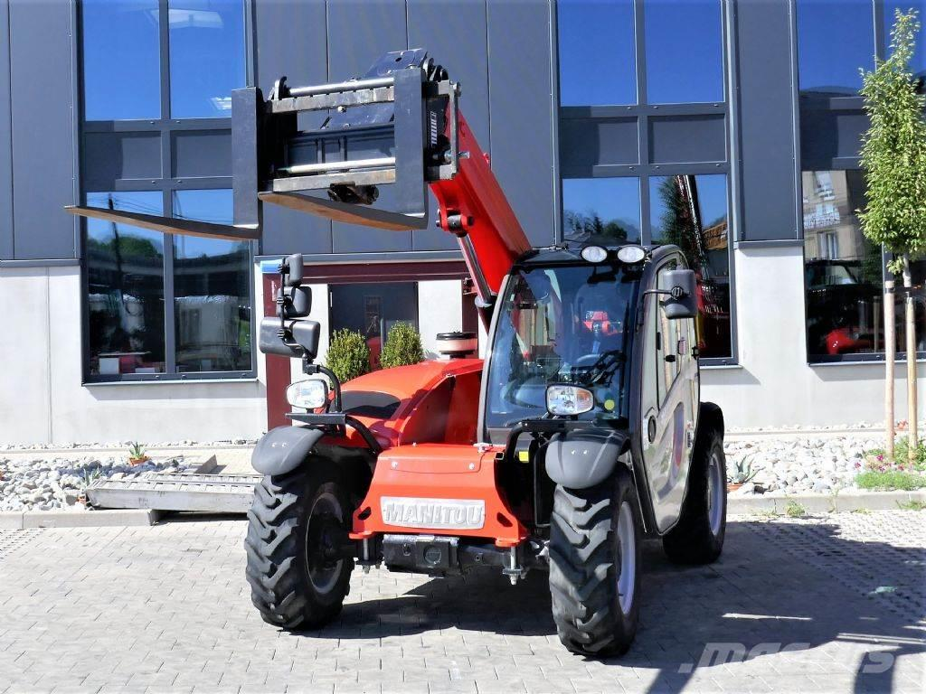 Manitou MLT625-75H ST3B Classic