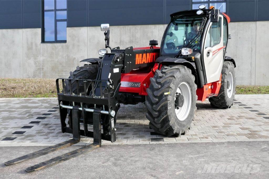 Manitou MLT737 130PS D ST4 S2