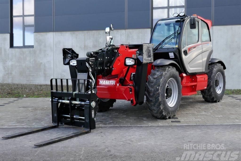 Manitou MT1840 Easy 75D ST5 S1 Comfort