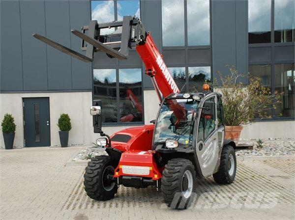 Manitou MT625H Easy 49K ST3A S1