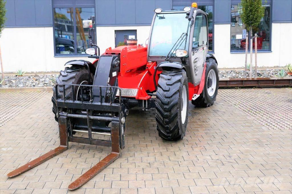 Manitou MT732 EASY 75D ST3B S1 Comfort