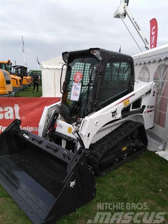 Bobcat Bobcat T450 Larvebånd Kabine m/ aircondition & joy