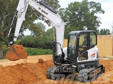 Bobcat E80 E 85 8600kg